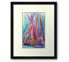 limbs 1 Framed Print