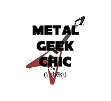 Metal Geek Chic-Devices, etc. by thebillcooper