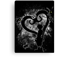 Keyblade Chosen Canvas Print
