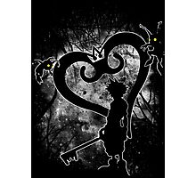 Keyblade Chosen Photographic Print