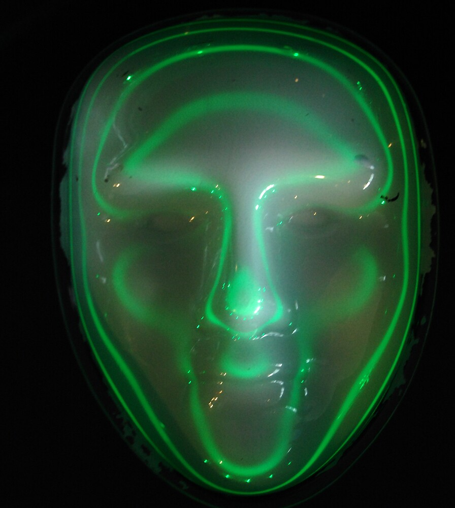 lazer face  by cool3water