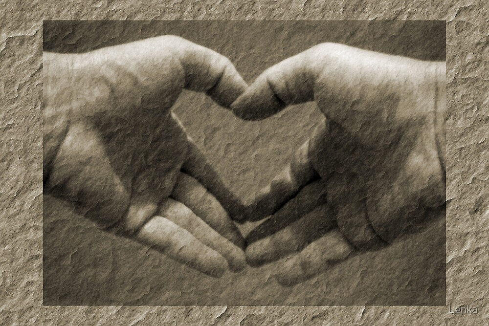 With love... by Lenka