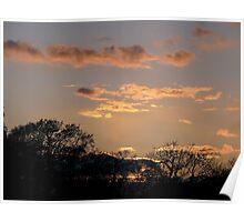 Sunset 07-04-08 Poster