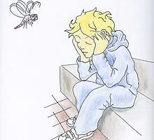 Bailey & Dragonfly by Brandon S.