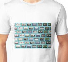vintage cassettes Unisex T-Shirt