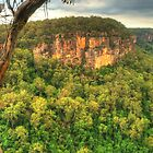 Kangaroo Cliffs by Michael Matthews