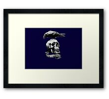 Expendable Crow Framed Print