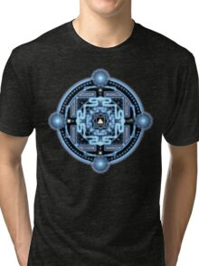Mandala Tri-blend T-Shirt