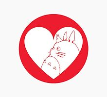 Totoro Heart by toogoodforyou