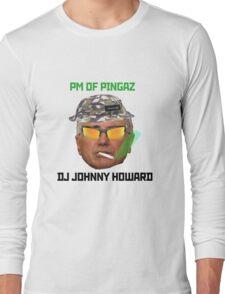 pm of pingaz Long Sleeve T-Shirt