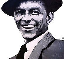 Frank Sinatra by Antonio Méndez Díaz