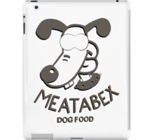 Meatabex Dog Food - Wallace and Gromit iPad Case/Skin