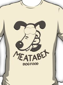 Meatabex Dog Food - Wallace and Gromit T-Shirt