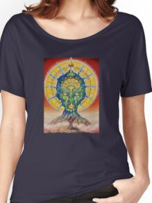vision of the shaman Women's Relaxed Fit T-Shirt
