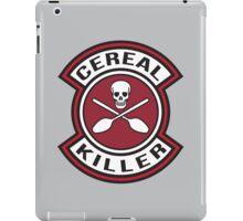 CEREAL KILLER iPad Case/Skin