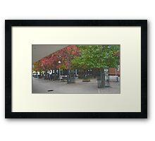 Corbett Plaza Bowral Framed Print