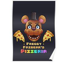 Freddy's Pizzeria Poster