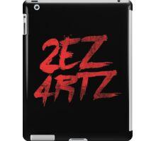 2EZ4RTZ iPad Case/Skin