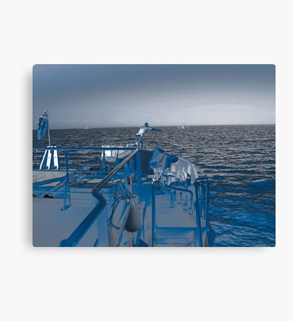 Shore Leave? Canvas Print