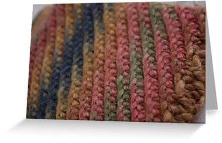 Knitted Weave by gingerknits