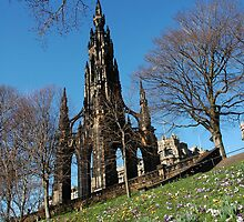 Clan: The Scott Monument by Clan