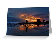 ~ Evening Reflections ~ Greeting Card