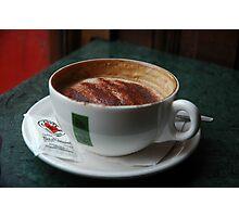 Clan: Coffee Photographic Print