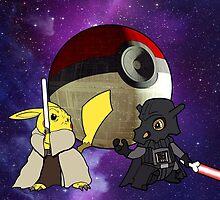 Star Wars - The Return of the Pokemon by marcoluigi92