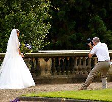 Harewood Wedding by David Marshall