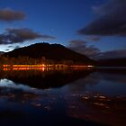 Inveraray by David Marshall