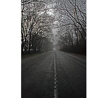 Road Ahead Photographic Print