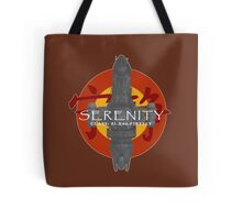 SERENITY - CLASS: 03-K64-FIREFLY Tote Bag