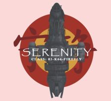 SERENITY - CLASS: 03-K64-FIREFLY Kids Clothes