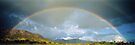 Rainbow Panorama by Ern Mainka