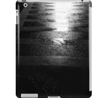 Reflected Crosswalk iPad Case/Skin