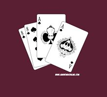 Aces and Eights: Deadman's Hand Unisex T-Shirt