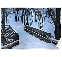 "Winter's Last ""Leg"" :) Poster"