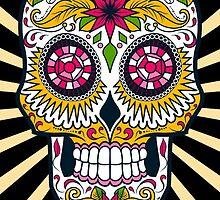 Sugar Skull by CafePretzel