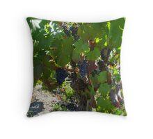 Old Vine Throw Pillow