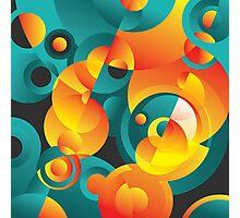 Cosmogony #02 Photographic Print