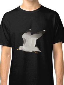 Flying seagull 2 Classic T-Shirt