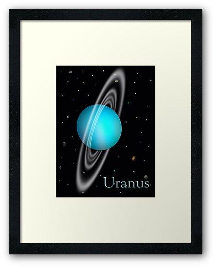 Uranus by TeriLee