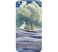 Mary Celeste 1872 - all products bar duvet iPhone Case/Skin