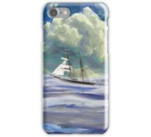 Mary Celeste 1872 design iPhone Case/Skin