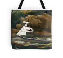 Mary Celeste 1872 - all products bar duvet Tote Bag