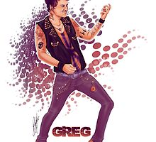 Punk!lock - Greg by Clarice82