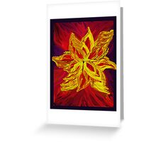 Anima Projection Greeting Card