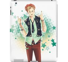 Punk!lock - Mycroft iPad Case/Skin