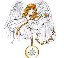Christmas Series 03 Grey Angel by Dani Louise Sharlot