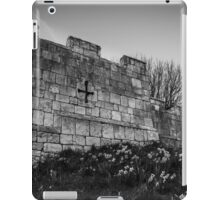 Daffodils and City Walls iPad Case/Skin